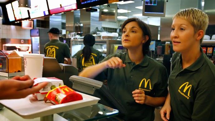 اضرار وجبات ماكدونالدز