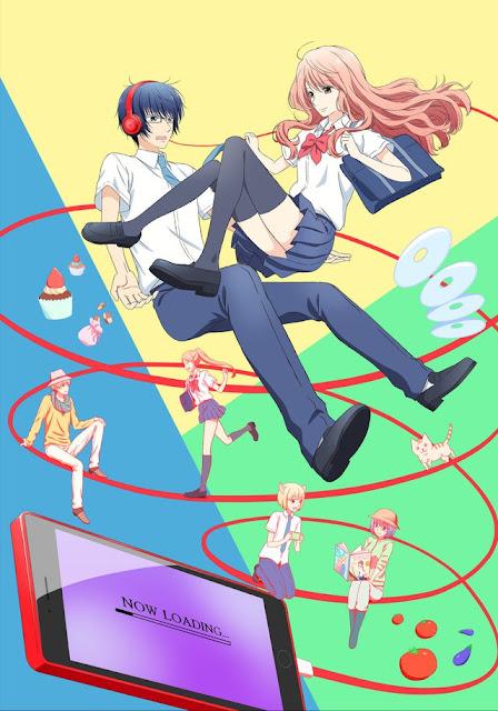 """El anime """"3D Kanojo"""" de Mao Nanami contará con 12 episodios"""