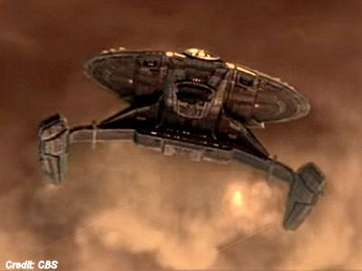 U.S.S. Shenzou / Star Trek Discovery