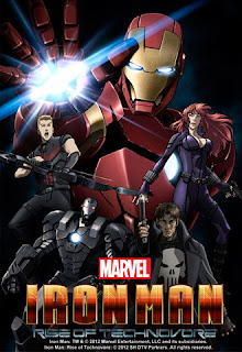 Iron Man: Rise of Technovore online subtitrat