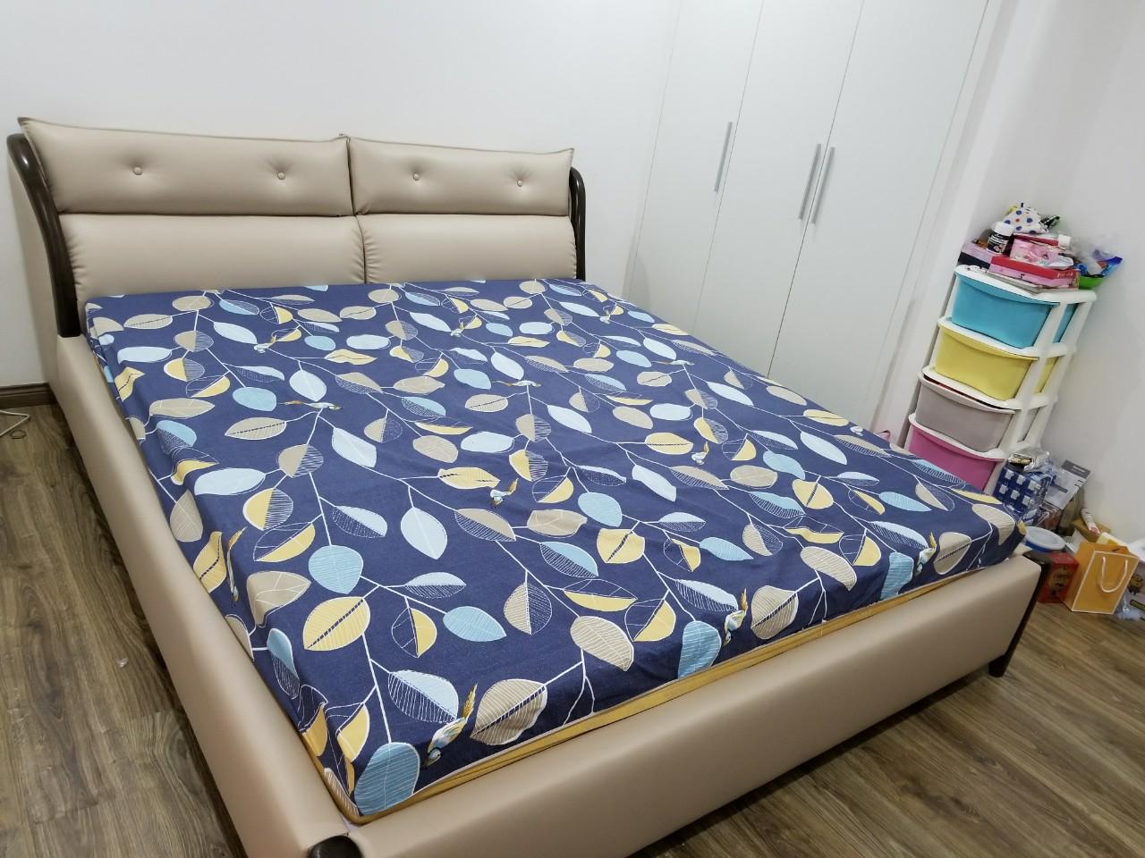các mẫu giường ngủ hiện đại