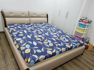 các mẫu giường ngủ đẹp đơn giản