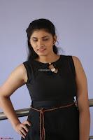 Khanishka new telugu actress in Black Dress Spicy Pics 46.JPG