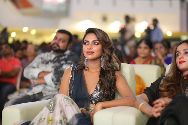 Actress Amala Paul Stills at Thiruttu Payale 2 Tamil Movie Audio Launch