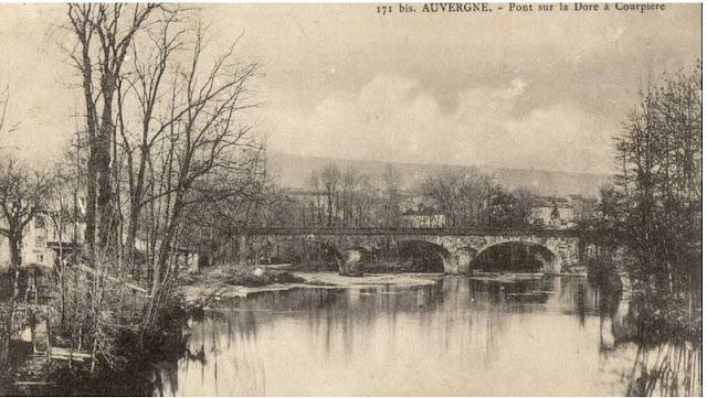 Pont sur la Dore