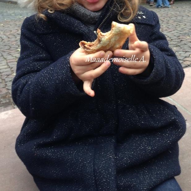 || Notre journée au marché de Noël de Strasbourg