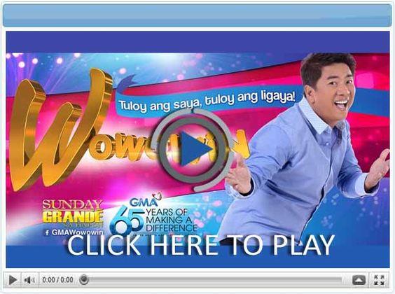 Wowowin - 09 October 2019 - Pinoy Show Biz  Your Online Pinoy Showbiz Portal