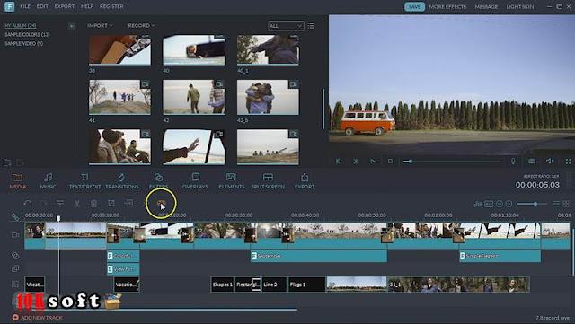 Wondershare Filmora 8 Complete Effect Packs Free Download