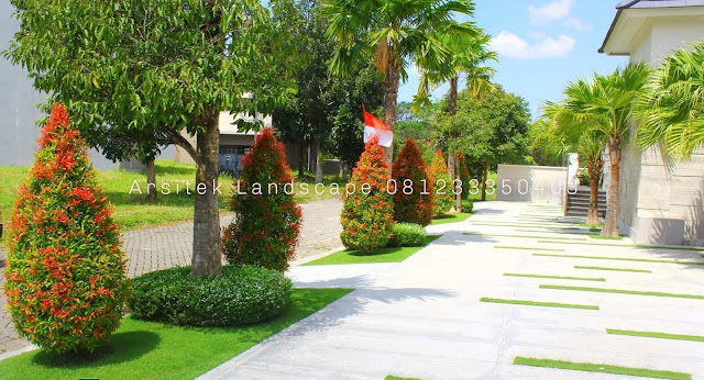 jasa tukang taman dan pembuatan taman murah