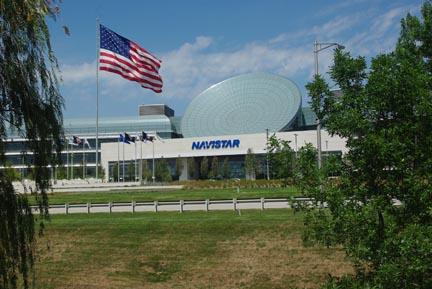 The Wonderful World of Navistar - Plus! Caravan: Tuesday – August 7