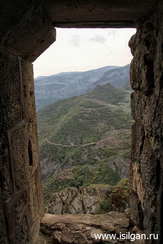 Монастырь Татев. Армения