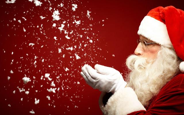 HD Christmas Images Santa Claus