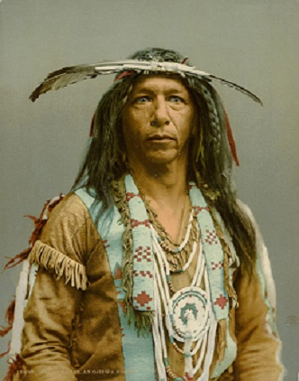 American Indian's History and Photographs