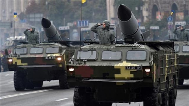 Ukraine launches missile tests near Crimean Peninsula, stirring tensions with Russia