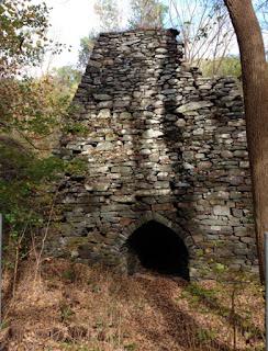 Photo de la structure conique de Clinton Road