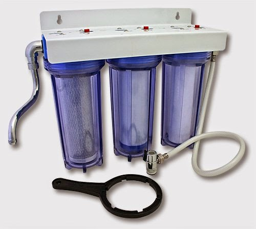 4x4tripping wohnmobil wasser filter im eigenbau. Black Bedroom Furniture Sets. Home Design Ideas