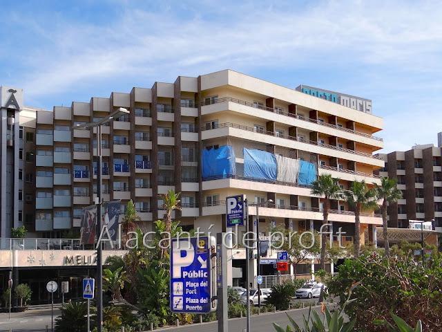 Alacant de profit las reformas del hotel melia alicante for Piso 9 del hotel madero
