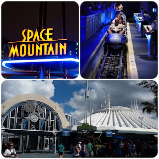 Space Mountain - Magic Kingdom