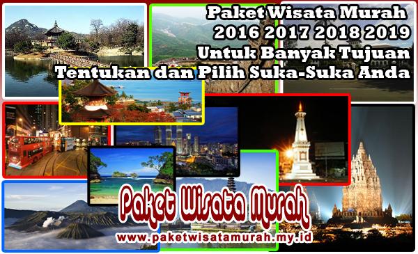 Paket Wisata Bandung Murah Tour Promo
