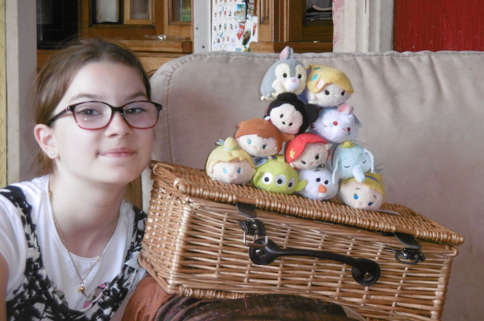 Squishy Toys Craze : Madhouse Family Reviews: Get ready for a new pocket money craze - Tsum Tsum Squishies ! (review)