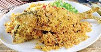 Recipe milkfish Kremes Savory and Delicious
