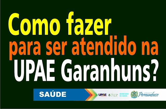 bcae113ce A UPAE Garanhuns atende pacientes de 21 municípios que fazem parte da V  GERES – Gerência Regional de Saúde. As consultas são marcadas pelas  Secretarias ...
