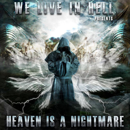 <center>We Live In Hell release new compilation 'Heaving Is A Nightmare'</center>