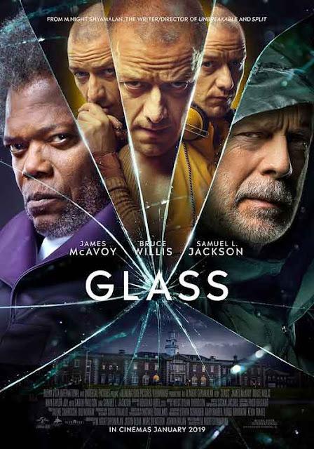 الإصدارات العالية الجودة HD في شهر أبريل 2019 April فيلم glass