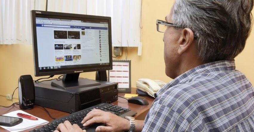 PNP remitió a Fiscalía las cuentas de redes sociales que invocan a saqueos