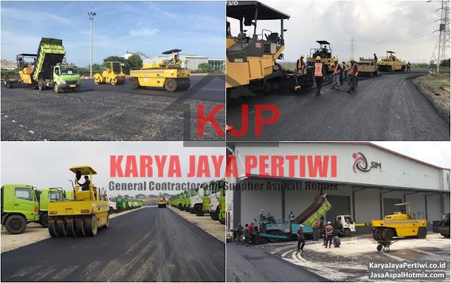 Jasa Pengaspalan Bogor, Jasa Aspal Hotmix Bogor, Kontraktor Aspal Bogor