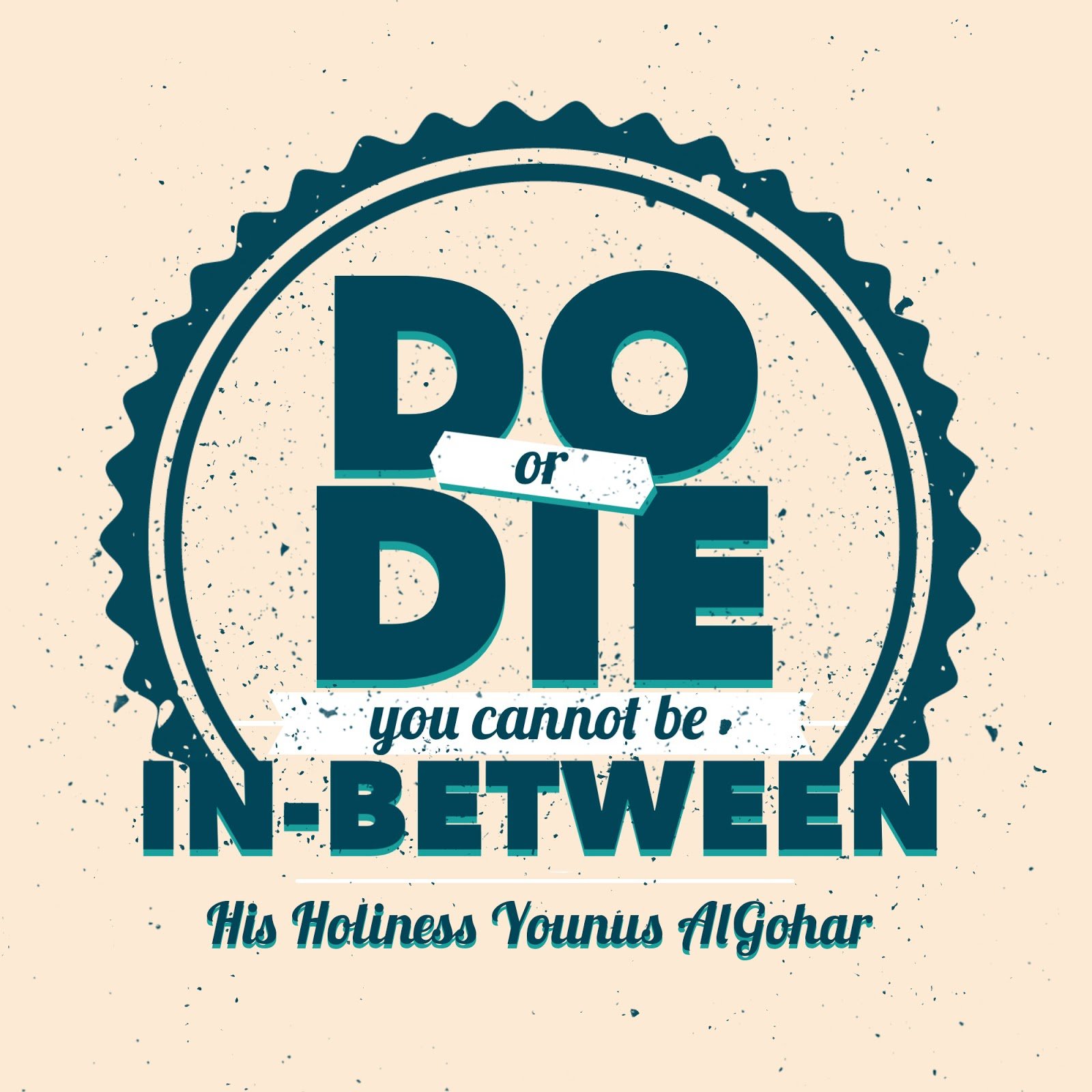 the official mfi blog quote of the day do or die