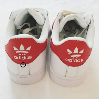 fake - g43681 red adidas superstar 2 1452138571 55df0342 - HOW TO SPOT A  FAKE ADIDAS
