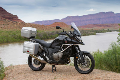 Honda VFR1200X Adventure Wallpaper