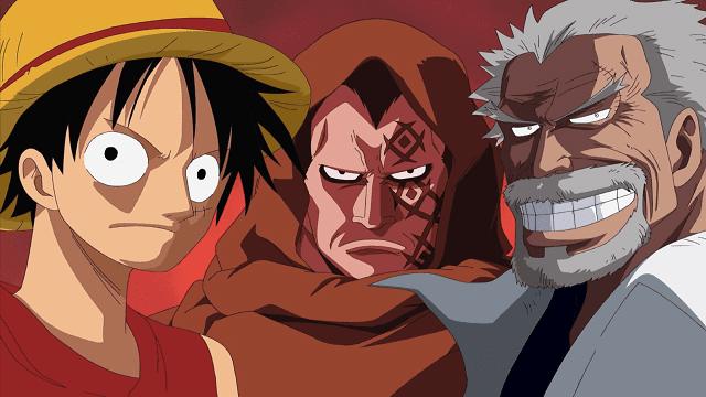 Silsilah keluarga Luffy