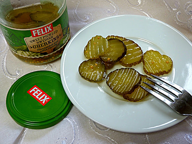 Swedish pickles
