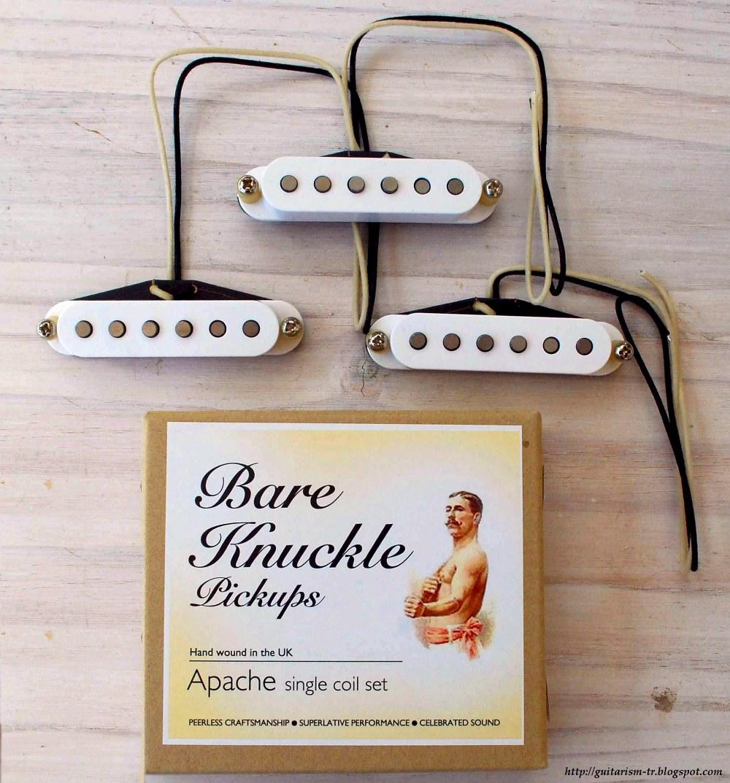 BKP Apache Single Coil Set