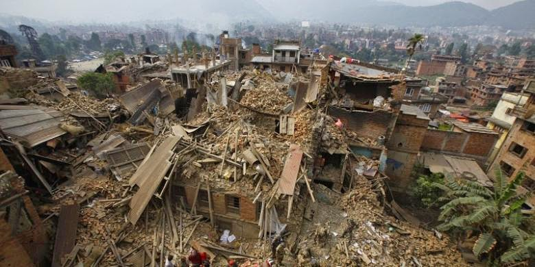 Indonesia Bantu USD 2 Juta Gempa Nepal