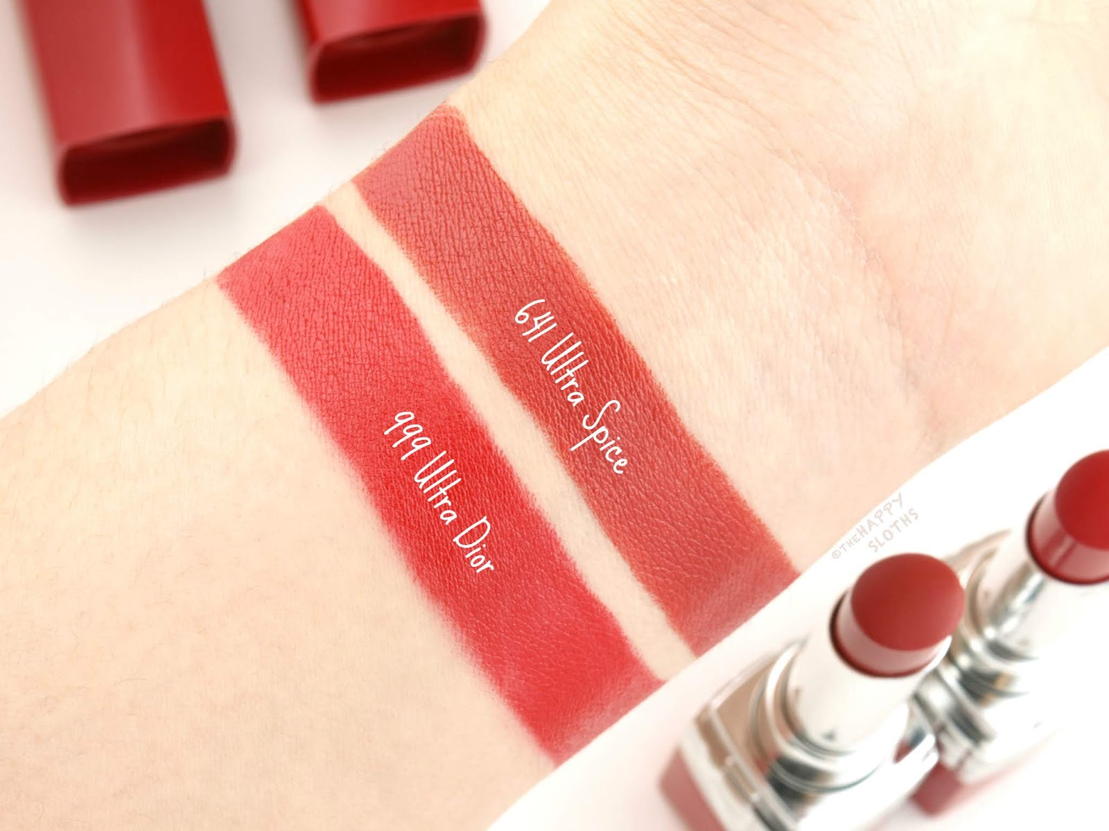 1eb69960 Dior | Rouge Dior Ultra Rouge Lipstick & Ink Lip Liner: Review and ...