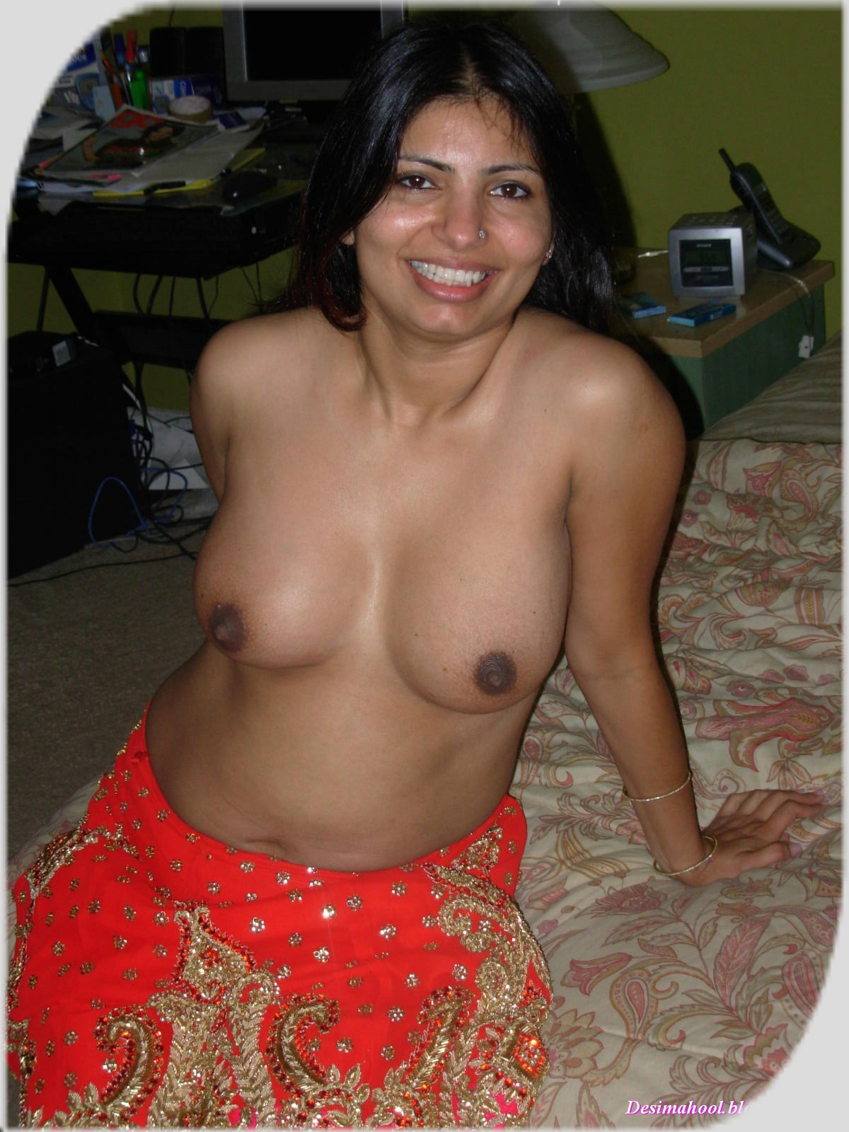 First night experience nude
