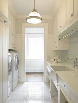 laundry room -Wild Rose Interiors