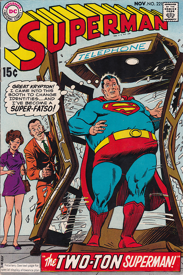 Superman Fat 67