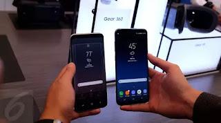 Perbedaan Galaxy S8 dan Galaxy S8 Plus