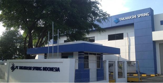 Info Loker Cikarang PT.Takahashi Spring Indonesia Terbaru