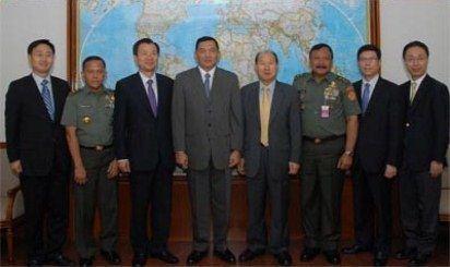 Korsel tingkatkan kerjasama pertahanan dengan Indonesia