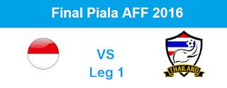 Hasil Akhir Final Piala AFF 2016 Leg 2, Thailand Vs Indonesia, 17 Desember 2016 img