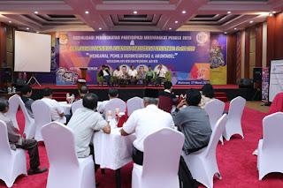 JaDI NTB Dideklarasikan, Siap Kawal Pemilu Berintegritas