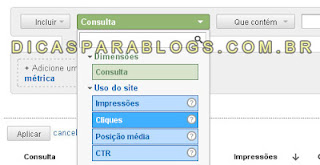 filtros do Google Analytics