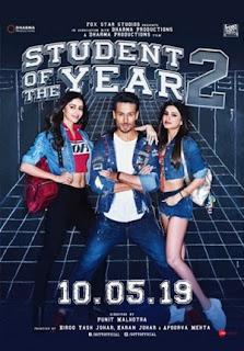 Romance Bollywood Terbaru Produksi Fox Star Studios Review Student of the Year 2 2019 Bioskop