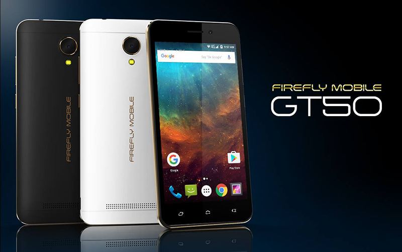 Firefly Mobile Aurii GT50 Introduced, A Budget Marshmallow Phone For PHP 2699!