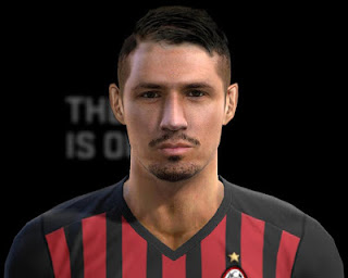 PES 2013 Gianluca Lapadula Face + Full Tattoo